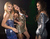 Miss South Africa Melinda Bam (L), Miss Venezuela Irene Sofia Esser Quintero (C), Miss Guatemala Laura Godoy pose inside the Gallery Club at Planet Hollywood in Las Vegas, Nevada December 9, 2012. The 89 contestants from around the world will spend the next few weeks touring, filming, rehearsing, and making new friends while they prepare to compete for the coveted Miss Universe crown. REUTERS/Matt Brown/Miss Universe Organization L.P/Handout