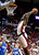 UNLV's Anthony Bennett dunks against Air Force during the second half of a Mountain West Conference tournament NCAA college basketball game, Wednesday, March 13, 2013, in Las Vegas. UNLV won 72-56. (AP Photo/Isaac Brekken)