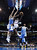 Oklahoma City Thunder guard Reggie Jackson (15) shoots between Denver Nuggets forward Danilo Gallinari (8) and forward Wilson Chandler (21) in the second quarter of an NBA basketball game in Oklahoma City, Tuesday, March 19, 2013. Denver won 114-104. (AP Photo/Sue Ogrocki)