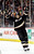 Anaheim Ducks right wing Teemu Selanne celebrates his goal during the second period of an NHL hockey game against the Colorado Avalanche in Anaheim, Calif., Sunday, Feb. 24, 2013. (AP Photo/Chris Carlson)