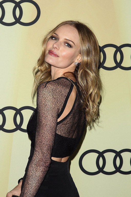Description of . Actress Kate Bosworth arrives at the Audi Golden Globe 2013 Kick Off Party at Cecconi\'s Restaurant on January 6, 2013 in Los Angeles, California.  (Photo by Paul A. Hebert/Getty Images)