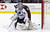 VANCOUVER, CANADA - JANUARY 30: Goalie Semyon Varlamov #1 of the Colorado Avalanche lets the puck slip past him after Maxim Lapierre #40 of the Vancouver Canucks put a backhand shot on net during the second period in NHL action on January 30, 2013 at Rogers Arena in Vancouver, British Columbia, Canada.  (Photo by Rich Lam/Getty Images)