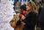 NBC hosts Al Roker (L) and Savannah Guthrie rehearse as preparations are made for the lighting of the Christmas tree at Rockefeller Center on November 28, 2012 in New York City. After two weeks of preparation, the 45,000 lights will be lit on the 80-foot high Norwegian spruce this evening during a celebration televised on NBC. The tree will remain lit every evening until January 7.  (Photo by John Moore/Getty Images)