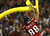 Tony Gonzalez #88 of the Atlanta Falcons celebrates a touchdown against the New York Giants at Georgia Dome on December 16, 2012 in Atlanta, Georgia.  (Photo by Kevin C. Cox/Getty Images)