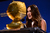 Actress Megan Fox speaks onstage during the 70th Annual Golden Globes Awards Nominations at the Beverly Hilton Hotel on December 13, 2012 in Los Angeles, California.  (Photo by Kevin Winter/Getty Images)