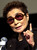 Artist Yoko Ono addresses members of the media during a news conference on the campus of the Massachusetts Institute of Technology, in Cambridge, Mass., Friday, Oct. 19, 2001, held as part of an introduction to Ono's first American retrospective exhibit. The show, called 