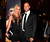 Oscar Pistorius (R) and his girlfriend Reeva Steenkamp pose for a picture in Johannesburg, February 7, 2013. South African