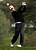 John Senden hits his tee shot on the fifth hole during the third round of the Farmers Insurance Open on the South Course at Torrey Pines Golf Course on January 27, 2013 in La Jolla, California.  (Photo by Stephen Dunn/Getty Images)