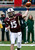 Louisiana-Monroe quarterback Kolton Browning (15) throws a short pass against Ohio during the first quarter of the Independence Bowl NCAA college football game in Shreveport, La., Friday, Dec. 28, 2012. (AP Photo/Rogelio V. Solis)