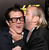 Johnny Knoxville, left,  and Peter Stormare attend the LA premiere of