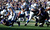 Mewelde Moore #37 of the Indianapolis Colts runs the ball in the first half against the Baltimore Ravens during the AFC Wild Card Playoff Game at M&T Bank Stadium on January 6, 2013 in Baltimore, Maryland.  (Photo by Patrick Smith/Getty Images)