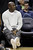 New Charlotte Bobcats owner Michael Jordan looks on in the first half of the Bobcats' NBA basketball game against the Oklahoma City Thunder in Charlotte, N.C., Wednesday, March 17, 2010. (AP Photo/Chuck Burton)