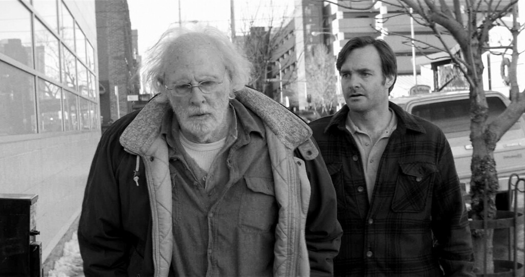 ". 2014 Academy Award Nominee for Best Cinematography: ""Nebraska.\"" (AP Photo/Paramount Pictures)"