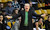 Oregon Coach Paul Westhead coached the Denver Nuggets in the 1990's. For more photos of the game, go to www.dailycamera.com. Cliff Grassmick / February 10, 2013