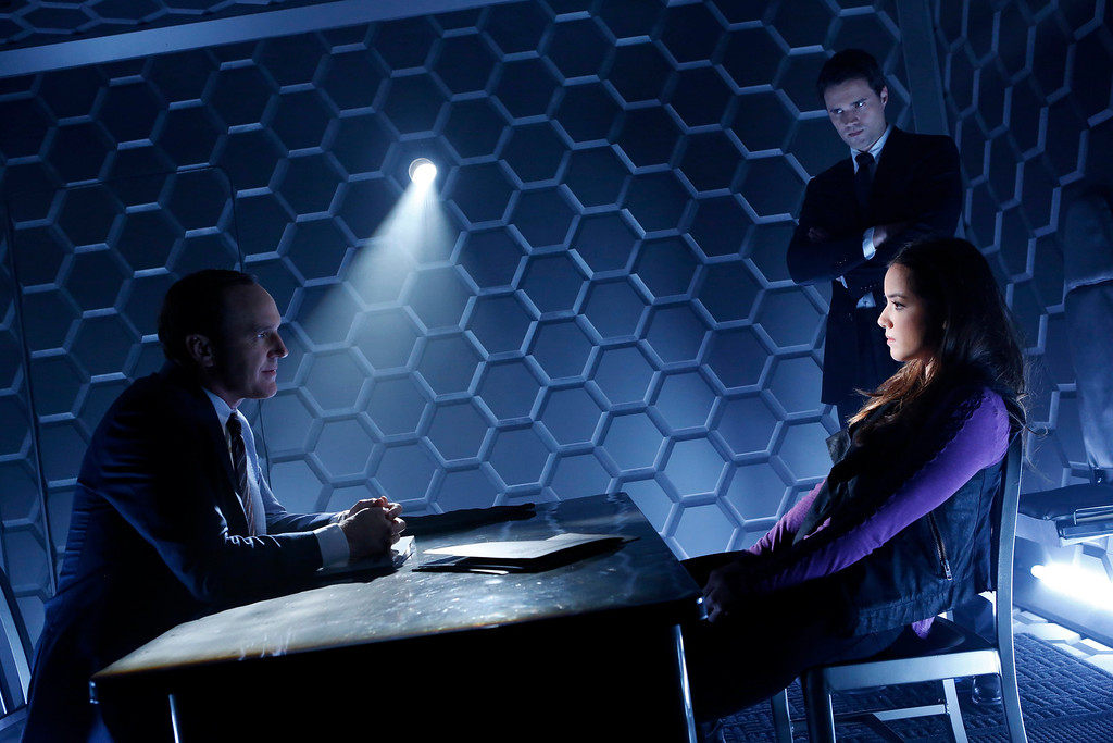 Description of . MARVEL'S AGENTS OF S.H.I.E.L.D. -