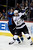 DENVER, CO. - JANUARY 22: Colorado Avalanche right wing David Jones (54) tangles with Los Angeles Kings defenseman Slava Voynov (26) during the first period. The Colorado Avalanche hosted the Los Angeles Kings at the Pepsi Center on January, 22, 2013.    (Photo By John Leyba / The Denver Post)