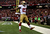 Running back LaMichael James #23 of the San Francisco 49ers celebrates after scoring on a 15-yard touchdown run in the second quarter against the Atlanta Falcons in the NFC Championship game at the Georgia Dome on January 20, 2013 in Atlanta, Georgia.  (Photo by Streeter Lecka/Getty Images)