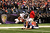 Denver Broncos cornerback Chris Harris #25 beats  Baltimore Ravens quarterback Joe Flacco #5 to the endzone for a touchdown in the first half against the Baltimore Ravens at the M&T Bank Stadium, in Baltimore , MD Sunday December 16, 2012.      Joe Amon, The Denver Post
