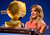 Actress Jessica Alba speaks onstage during the 70th Annual Golden Globes Awards Nominations at the Beverly Hilton Hotel on December 13, 2012 in Los Angeles, California.  (Photo by Kevin Winter/Getty Images)