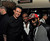 Adam Levin, Anthony Hamilton and E.D. Kane attend the Maroon 5 Grammy After Party & Adam Levine Fragrance Launch Event on February 10, 2013 in West Hollywood, California.  (Photo by Kevin Winter/Getty Images for PRESS HERE)