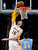 Los Angeles Lakers' Pau Gasol of Spain dunks the ball over Denver Nuggets' JaVale McGee during the first half of their NBA basketball game in Los Angeles January 6, 2013. REUTERS/Danny Moloshok