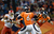 Denver Broncos quarterback Brock Osweiler (6) drops back to pass during the fourth quarter. The Denver Broncos vs Kansas City Chiefs at Sports Authority Field Sunday December 30, 2012. Joe Amon, The Denver Post