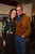 Stephanie and David Tryba.  The 2013 Coors Western Art Exhibit and Sale Red Carpet Reception at the National Western Stock Show Complex in Denver, Colorado, on Tuesday, Jan. 8, 2013. Photo Steve Peterson