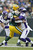 Aaron Rodgers #12 of the Green Bay Packers is sacked by Everson Griffen #97 of the Minnesota Vikings at Lambeau Field on December 2, 2012 in Green Bay, Wisconsin.  The Packers defeated the Vikings 23-14.  (Photo by Wesley Hitt/Getty Images)