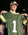 Aaron Rodgers, California Selected 24th overall by the Packers in 2005 Rodgers has done his best to make the 49ers regret not taking him in 2005. In five seasons as the Packers' starting quarterback, Rodgers has been named a Pro Bowler three times, a first-team All Pro once, and was named MVP of Super Bowl XLV. He is 52-26 in 78 career starts with 171 touchdowns and just 46 interceptions. GRADE: A+. Thanks to him, young backup quarterbacks around the league (see: Kevin Kolb, Kellen Clemens, Matt Flynn) will always be held to unrealistic standards when they finally land a starting role. Call it the Aaron Rodgers Rule. (AP Photo/Julie Jacobson)