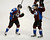 DENVER, CO. - FEBRUARY 11: Mark Oliver (40) of the Colorado Avalanche celebrates his goal with Chuck Kobasew (12) in the second period against the Phoenix Coyotes February 11, 2013 at Pepsi Center.(Photo By John Leyba/The Denver Post)