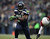 Marshawn Lynch #24 of the Seattle Seahawks runs the ball for a 15-yard gain against the Arizona Cardinals at CenturyLink Field on December 9, 2012 in Seattle, Washington.  (Photo by Kevin Casey/Getty Images)