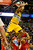 Denver Nuggets shooting guard Andre Iguodala (9) comes off the rim after dunking the ball against the Los Angeles Clippers during the first half at the Pepsi Center on Tuesday, January 1, 2013. AAron Ontiveroz, The Denver Post