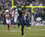 Tight end Anthony McCoy #85 of the Seattle Seahawks makes the catch on a 67-yard pass play against the Arizona Cardinals at CenturyLink Field on December 9, 2012 in Seattle, Washington. The Seahawks defeated the Cardinals 58-0. (Photo by Otto Greule Jr/Getty Images)