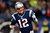 Tom Brady #12 of the New England Patriots reacts after a touchdown in the second quarter against the Houston Texans during the 2013 AFC Divisional Playoffs game at Gillette Stadium on January 13, 2013 in Foxboro, Massachusetts.  (Photo by Jim Rogash/Getty Images)