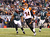 Andy Dalton #14 of the Cincinnati Bengals runs for a touchdown during their game against the Philadelphia Eagles at Lincoln Financial Field on December 13, 2012 in Philadelphia, Pennsylvania.  (Photo by Al Bello/Getty Images)