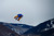 ASPEN, CO. - JANUARY 24: Roope Tonteri skies during the men's Snowboard Slopestyle elimination. Men's Snowboard Slopestyle elimination X Games Aspen Buttermilk Mountain Aspen January 24, 2013.