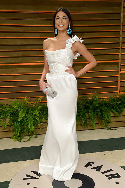 Description of . Actress Moran Atias attends the 2014 Vanity Fair Oscar Party hosted by Graydon Carter on March 2, 2014 in West Hollywood, California.  (Photo by Pascal Le Segretain/Getty Images)