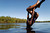 A Yawalapiti boy dips his head into the Xingu River in the Xingu National Park, Mato Grosso State, May 9, 2012. In August the Yawalapiti tribe will hold the Quarup, which is a ritual held over several days to honour in death a person of great importance to them. This year the Quarup will be honouring two people - a Yawalapiti Indian who they consider a great leader, and Darcy Ribeiro, a well-known author, anthropologist and politician known for focusing on the relationship between native peoples and education in Brazil.  REUTERS/Ueslei Marcelino
