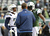 Head coach Norv Turner of the San Diego Chargers talks with Quentin Jammer #23, left, and Antonio Cromartie #31 of the New York Jets before the start of their game at MetLife Stadium on December 23, 2012 in East Rutherford, New Jersey. (Photo by Rich Schultz /Getty Images)