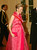 A six-month pregnant Princess Mathilde from Belgium walks to the gala dinner May 20, 2003 in Brussels, Belgium. King Harald and Queen Sonja from Norway are in Belgium for a three-day state visit during which time they will visit the Brussels, Flemish and Wallon regions.  (Photo by Mark Renders/Getty Image)