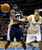 Memphis Grizzlies Zach Randolf (50) tangles with Denver Nuggets Kosta Koufos in the second quarter of a NBA game in Denver on Friday, Dec. 14, 2012.(AP Photo/Joe Mahoney)