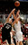 Colorado 's Rachel Hargis (40) shoots next to Stanford 's Mikaela Ruef (3) during the first half of an NCAA college basketball game in Stanford, Calif., Sunday, Jan. 27, 2013. (AP Photo/Marcio Jose Sanchez)
