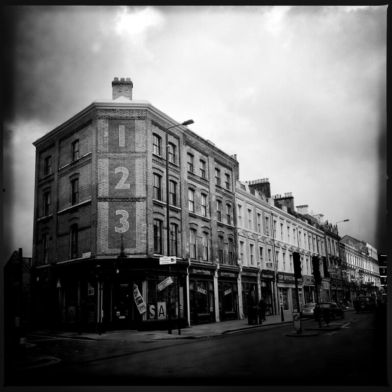 Description of . A general view of Penny Lane district on May 1, 2012 in London, England.  (Photo by Vittorio Zunino Celotto/Getty Images)