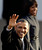 President Barack Obama and first lady Michelle Obama walk the inaugural parade route walk down Pennsylvania Avenue en route to the White House, Monday, Jan. 21, 2013, in Washington. Thousands  marched during the 57th Presidential Inauguration parade after the ceremonial swearing-in of President Barack Obama. (AP Photo/Gerald Herbert)