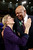 Sen. Elizabeth Warren (D-MA) (L) talks with Rep. Elijah Cummings (D-MD) (R) on Capitol Hill on February 12, 2103 in Washington, D.C. Facing a divided Congress, Obama is expected to focus his speech on new initiatives designed to stimulate the U.S. economy. (Photo by Charles Dharapak-Pool/Getty Images)