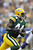 James Starks #44 of the Green Bay Packers runs with the ball against the Minnesota Vikings during the game at Lambeau Field on December 2, 2012 in Green Bay, Wisconsin. The Packers won 23-14. (Photo by Joe Robbins/Getty Images)