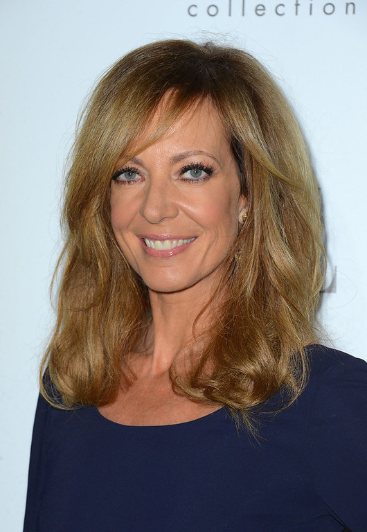 Description of . Actress Allison Janney arrives at ELLE's 19th Annual Women In Hollywood Celebration at the Four Seasons Hotel on October 15, 2012 in Beverly Hills, California.  (Photo by Frazer Harrison/Getty Images)
