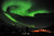 An Aurora borealis is pictured near the city of Tromsoe, northern Norway, late on January 24, 2012.  (Rune Stoltz Bertinussen/AFP/Getty Images)