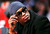 Rapper Ne-Yo looks on before the All Star slam dunk competition during the NBA basketball All-Star weekend in Houston, Texas, February 16, 2013.  REUTERS/Lucy Nicholson