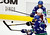 Vancouver Canucks' Kevin Bieksa (3) and Dale Weise (32) fight for the puck against Colorado Avalanche's Cody McLeod during the second period of their NHL hockey game in Vancouver, British Columbia January 30, 2013.   REUTERS/Ben Nelms